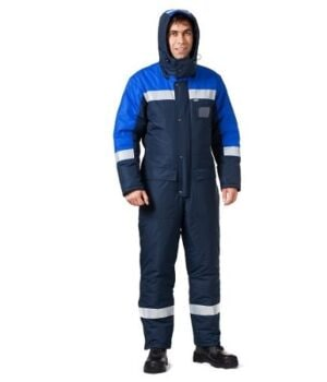 BAIKAL insulated coverall