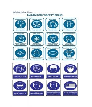 Safety Signs - Aspire International