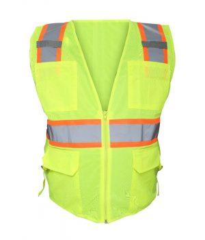 Safety Vest - 120 GSM